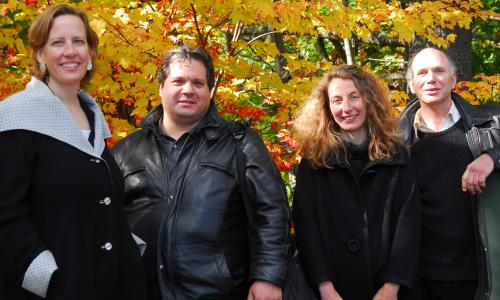 The DaPonte String Quartet Chamber Workshop