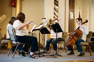 Chaparral Chamber Music Workshop
