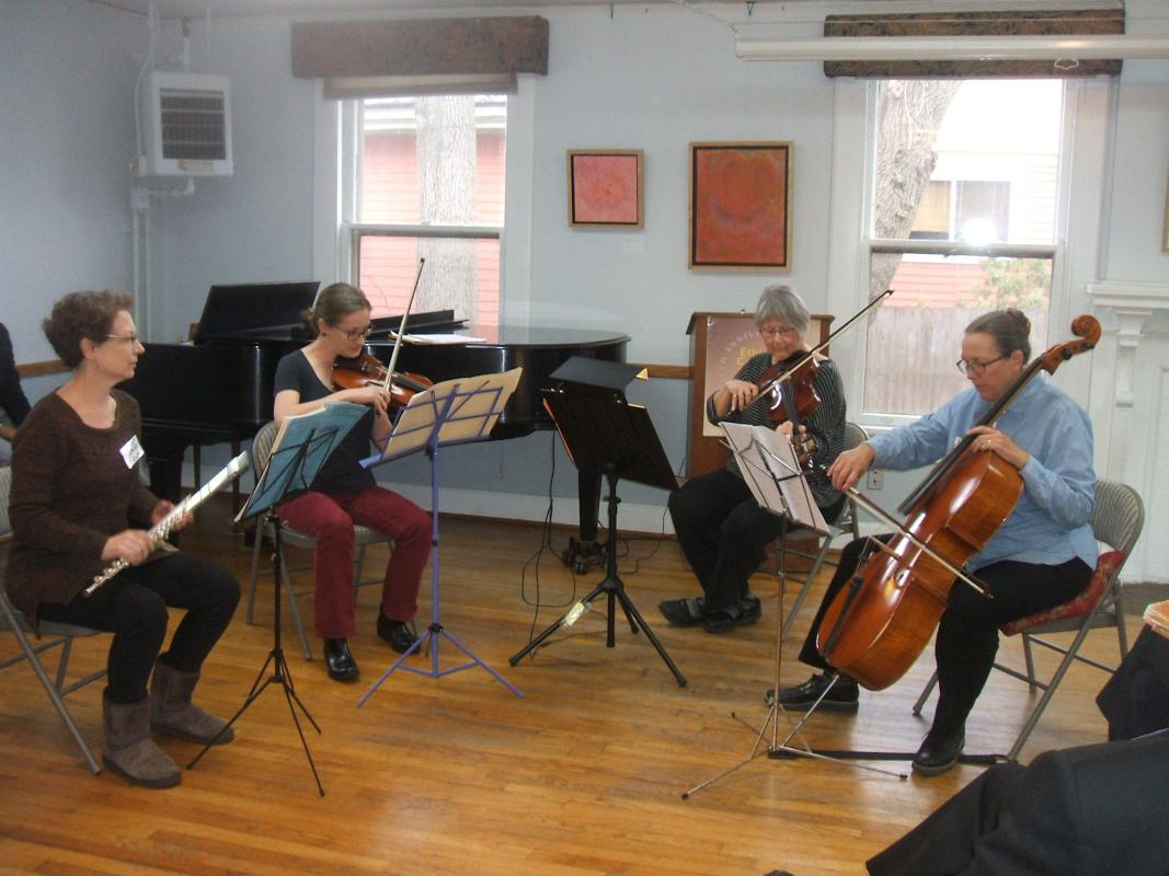 Renowned chamber music workshop for more then 25 years.