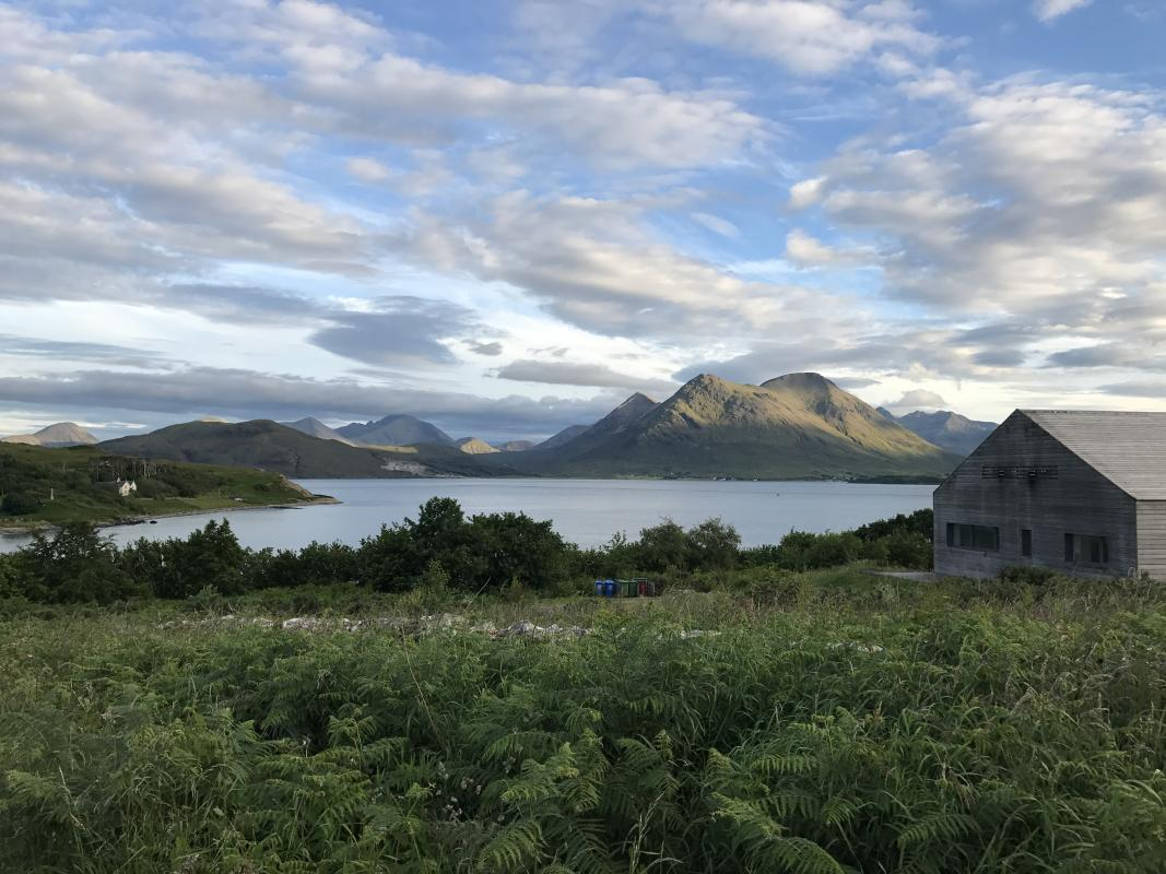 Isle of Raasay Bass Clarinet & Bassoon Courses