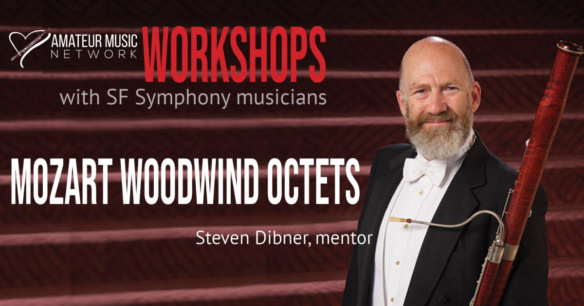 Amateur Music Network woodwinds workshop with Steven Dibner